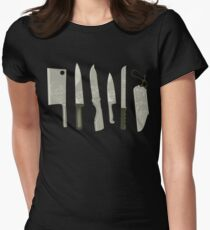 The Right Tool for the Job Women's Fitted T-Shirt