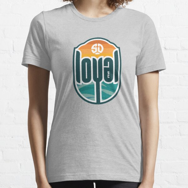 SAN DIEGO LOYAL SOCCER! Essential T-Shirt