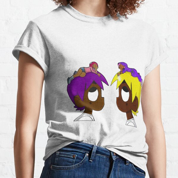 double uzi- face to face Classic T-Shirt