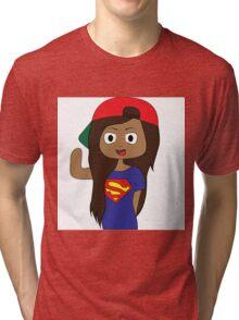 iiSuperwomanii Tri-blend T-Shirt