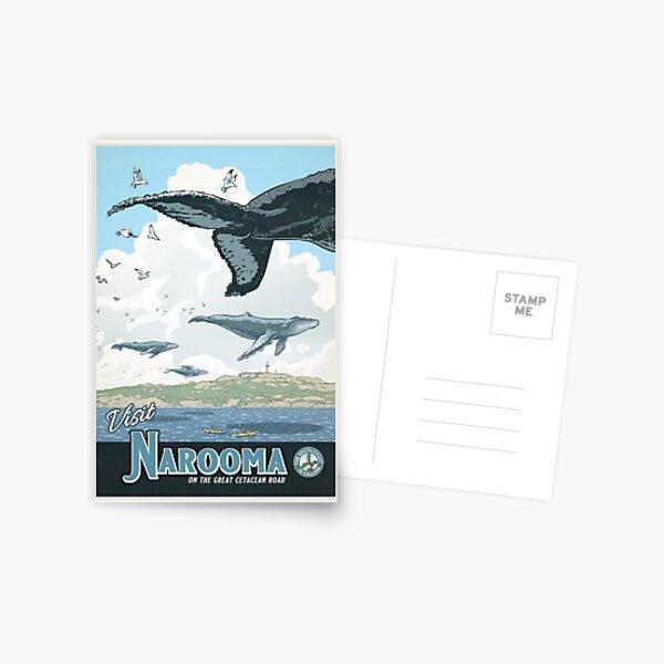 Narooma Postcard