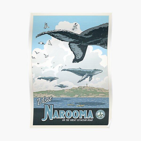 Narooma Poster
