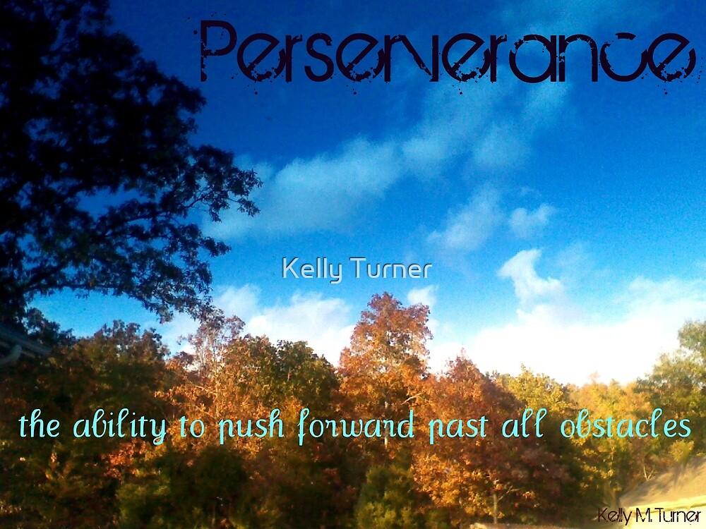 Perserverance by Kelly Turner