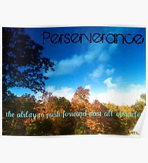 Perserverance Poster