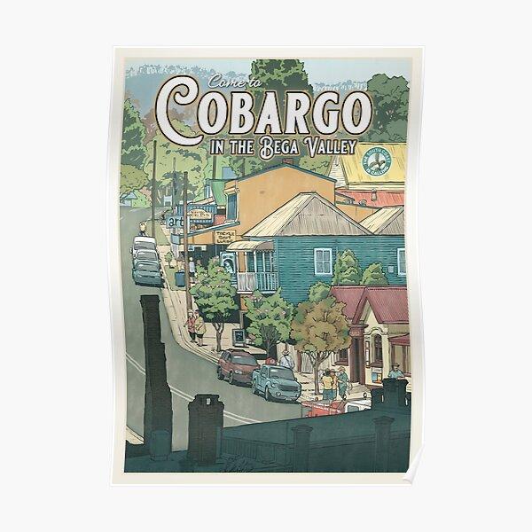 Cobargo Poster