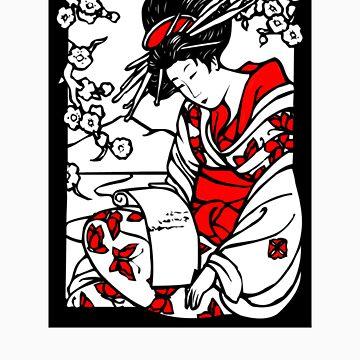 Geisha by cerio