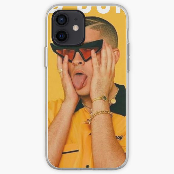 Póster Bad Bunny Funda blanda para iPhone