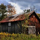 Barn # 4 by Debra Fedchin
