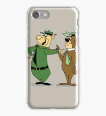Bear-Faced Ranger iPhone Case/Skin