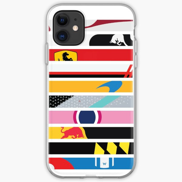 Formula 1 2020 Grid iPhone Soft Case