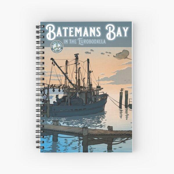 Batemans Bay Spiral Notebook