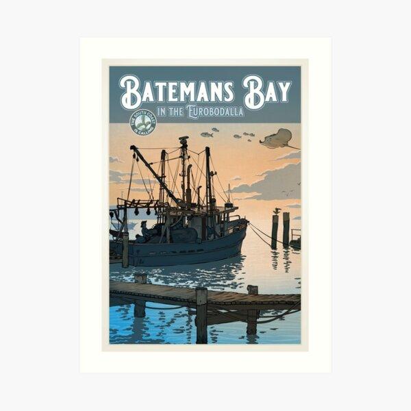 Batemans Bay Art Print