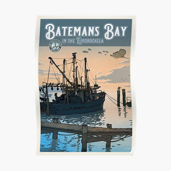 Batemans Bay Poster