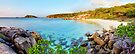 Pebbly & Sunset Beaches by Adam Gormley