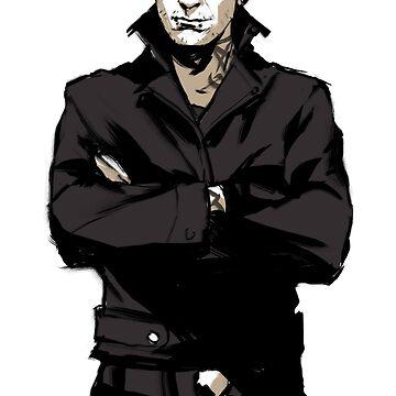 Supernatural - Punk!Lucifer by feredir