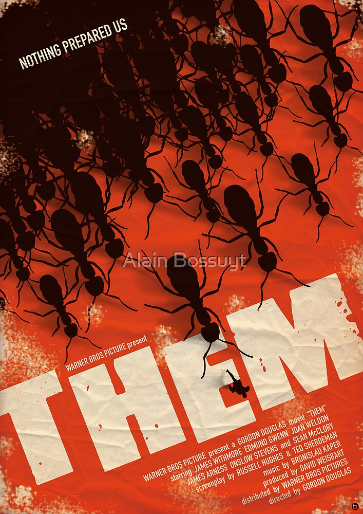 Them by Alain Bossuyt