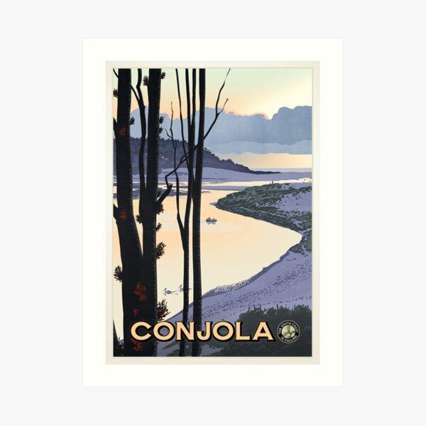 Conjola Art Print
