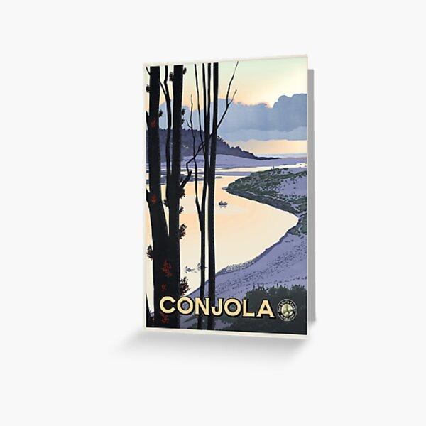 Conjola Greeting Card