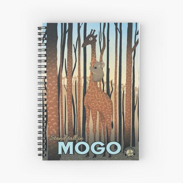 Mogo Spiral Notebook