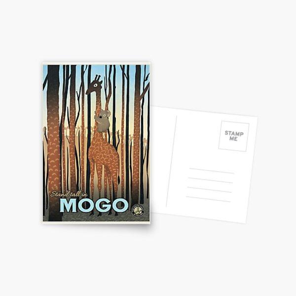 Mogo Postcard