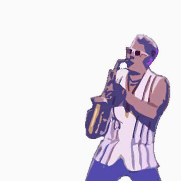 Epic Sax Guy by Wanglepop
