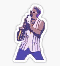 Epic Sax Guy Sticker
