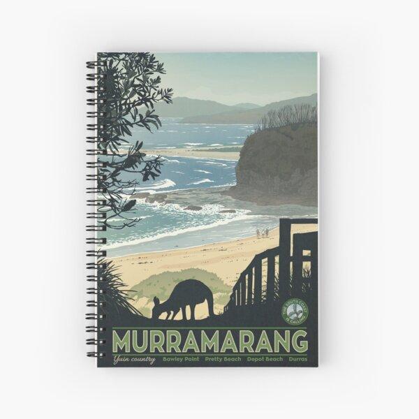 Murramarang Spiral Notebook