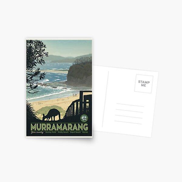 Murramarang Postcard