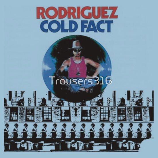 TShirtGifter presents: Rodriguez   Unisex T-Shirt