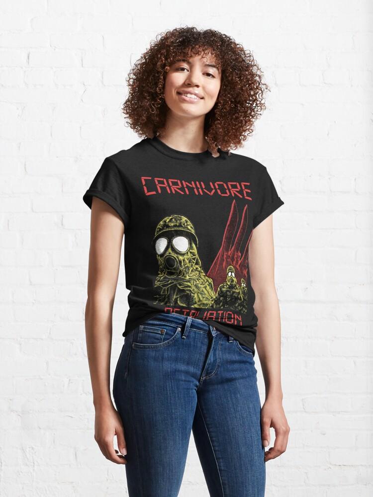 Alternate view of Carnivore Classic T-Shirt