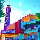 """""""Lakewood Theater"""" by kcd-designs"""