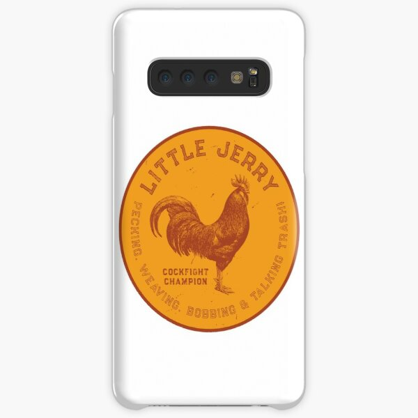 Little Jerry Rooster [distressed] Samsung Galaxy Snap Case