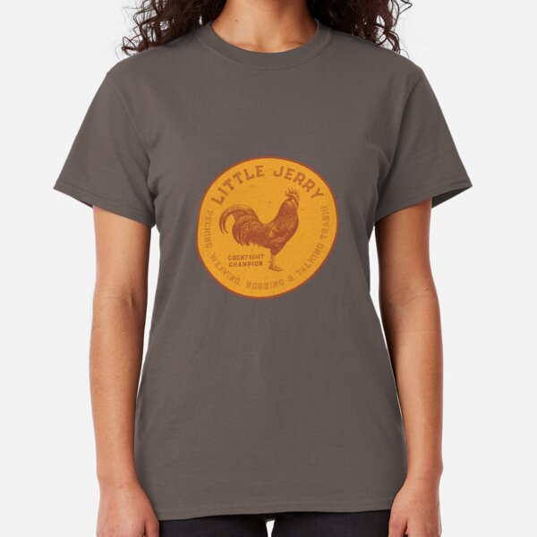 Little Jerry Rooster [distressed] Classic T-Shirt