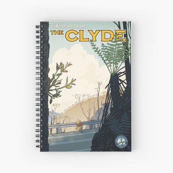 The Clyde Spiral Notebook