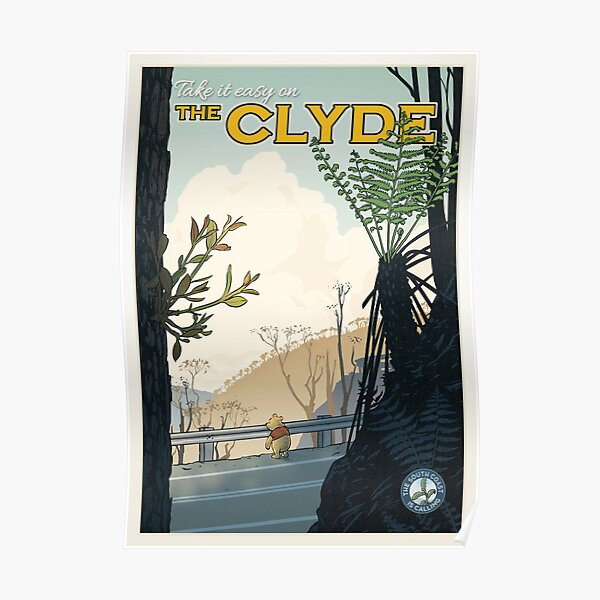 The Clyde Poster