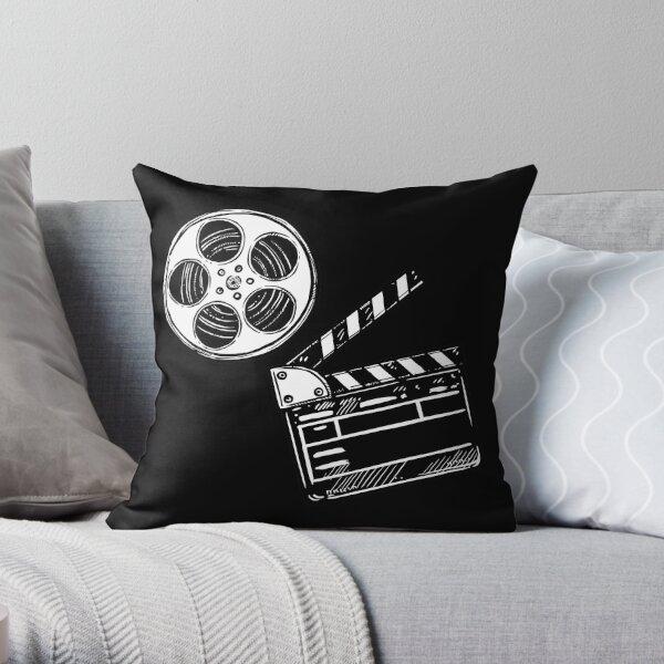 Films, films et clap Coussin
