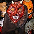 Waiting For Halloween by WildestArt