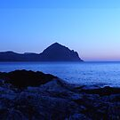Blue VI by Gasparedes