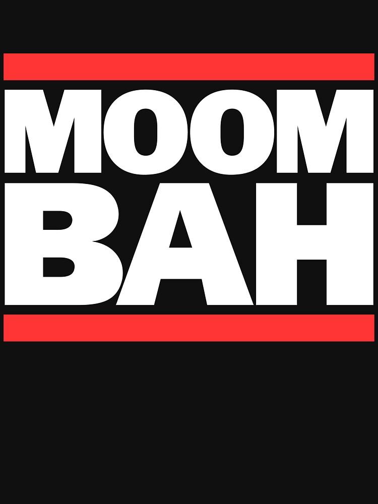 Moombah DMC - Black | Unisex T-Shirt