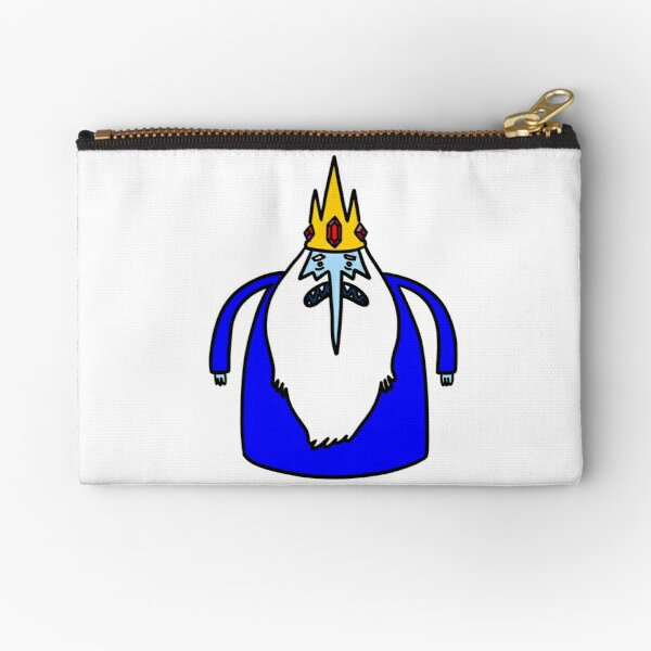 Ice King | Adventure time character Zipper Pouch