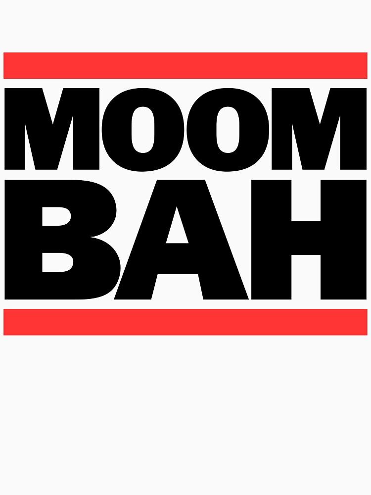 TShirtGifter presents: Moombah DMC - White | Unisex T-Shirt