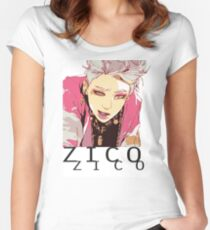 Zico Jackpot Women's Fitted Scoop T-Shirt