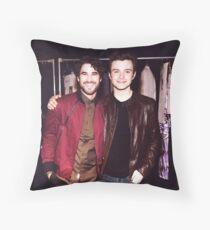 Crisscolfer Throw Pillow