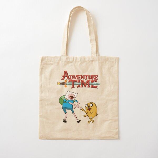 Finn und Jake |Adventure Time Charaktere Baumwolltasche