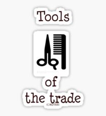 Tools of the trade Sticker