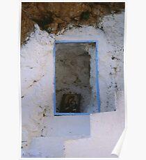 Crete - Stairways to heaven Poster