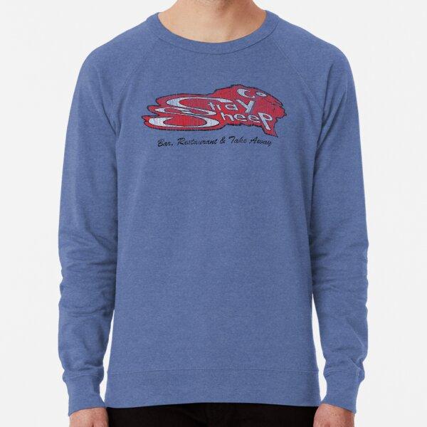 stray sheep Lightweight Sweatshirt
