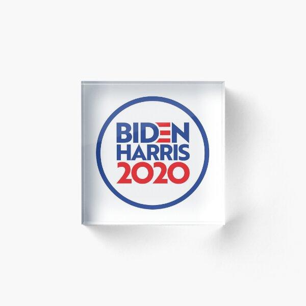 BIDEN HARRIS 2020 Acrylic Block