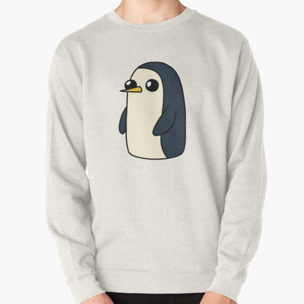 Penguin Gunter |Adventure Time Character Pullover Sweatshirt