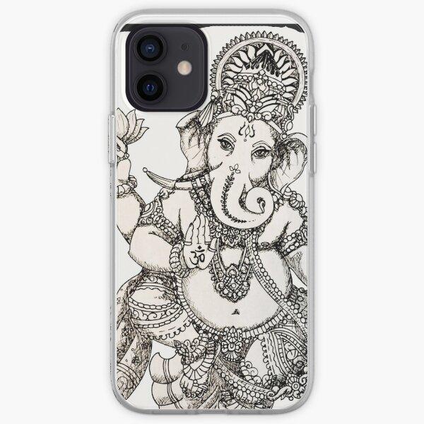 Ganesha iPhone Soft Case